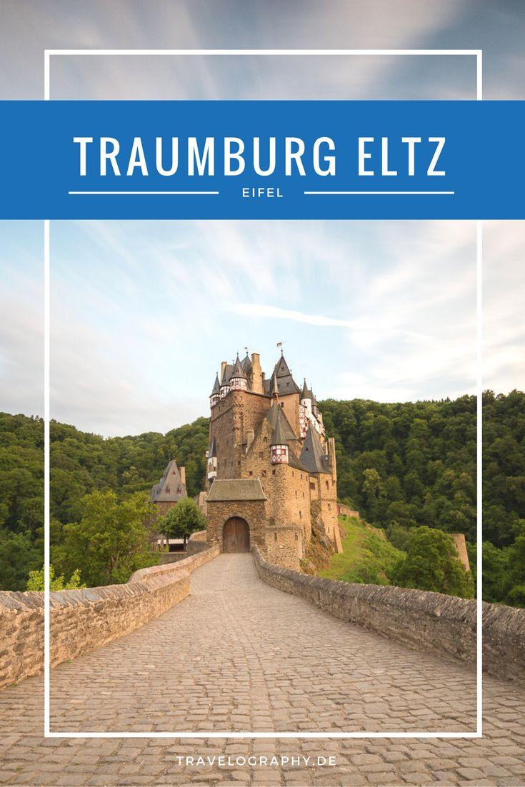 Traumpfade und Traumburg: die Mosel und die Burg Eltz