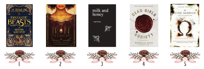 Ten Books I Wouldnt Mind Seeing Under my Tree