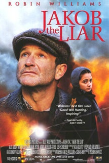 This remake of the 1975 German film Jakob der Lügner stars Robin Williams in a dramatic role as a man who uses his active imagination to bring a ray of hope where hope was all but unknown.