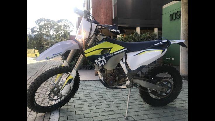 VENTA de Moto Husqvarna FE 250 Enduro - Motocross 4 Tiempos Modelo 2016  Cilindraje: 250 cc Color: Blanco - Azul - Amarillo UNICO DUEÑO!  Video: https://youtu.be/jk6dAHm41LU  VENTA DIRECTA SIN INTERMEDIARIOS: $26'500.000  Informes para venta de Moto para Enduro - motocross - Husqvarna 250 Carolina Osorio: Celular y WhatsApp: 311-3547995 / 311-3789211 / Teléfonos fijos Medellín: (4)3537704 / (4)3536926