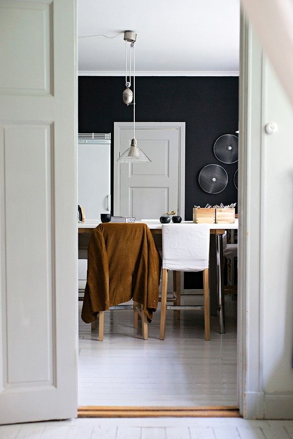 Artist Studio In The Old Vicarage | Scandinavian Deko. Interior Design  Living RoomModern ...