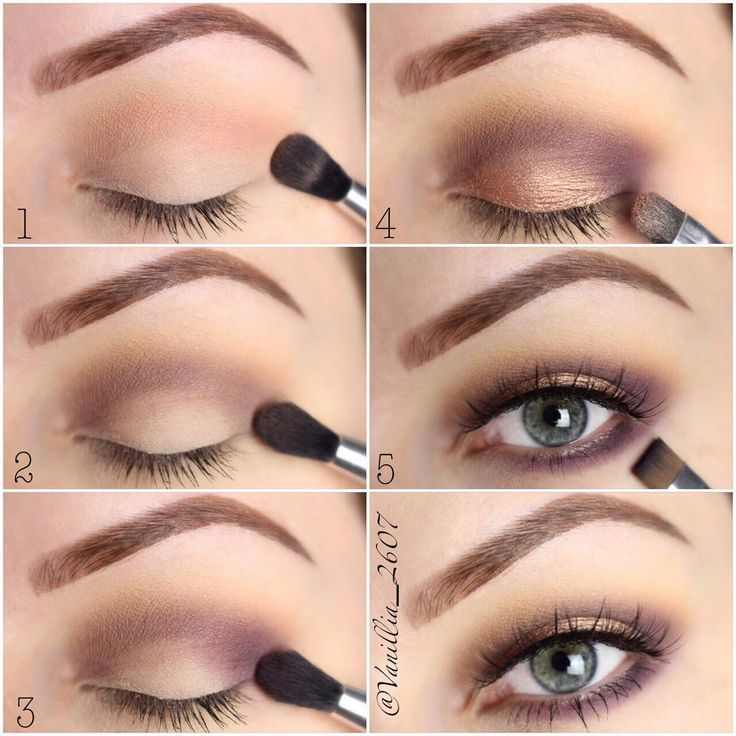 how to put eyeshadow on eyes