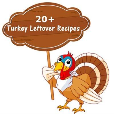 20+ Creative Turkey Leftover Recipes