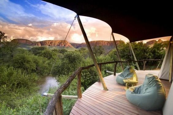 The Luxury Safari Hotel in South Africa
