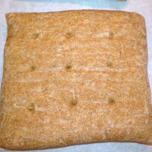 Survival Hardtack-Hardtack is a dense bread that has minimal water and can last months without modern refrigeration. It is true to its name and has a reputation for being hard as brick. Historically, it has helped armies and sailors make long trips by packing wooden casks with this hard bread.