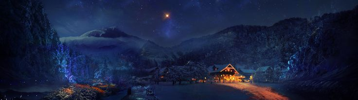 winter pictures for desktop, 5120x1440 (1523 kB)