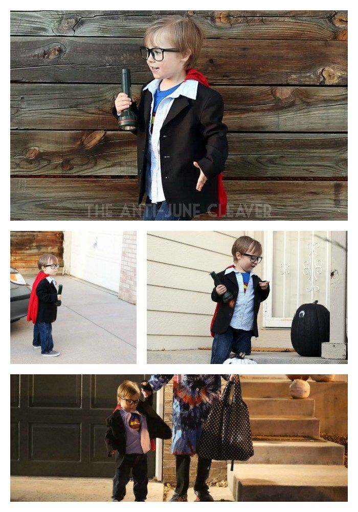 15 Creative DIY Halloween Costumes for Toddlers and Kids