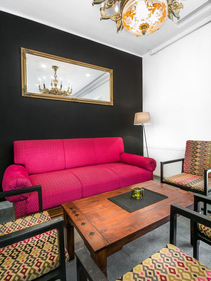 Living room with old and restored furniture  #CasaBlanca #Croatia #Zagreb #interior #exterior #rooms
