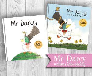 Mr Darcy by Alex Field/Peter Carnavas