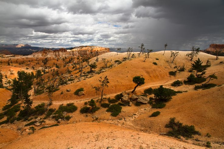 Bryce Canyon #bryce #canyon #storm #landscape http://hikersbay.com/go/usa