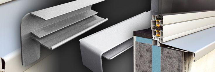 #davanzali gocciolamento per la rimozione delle acque piovane utili in quanto aumentano  #impermeabilizzazione e #isolamento, rappresentano una soluzione economica in alternativa al legno e marmo con un'ampia gamma di formati (da 50mm a 300 mm).