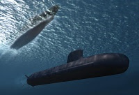 DCNS briefed French and Royal Navy submarine forces Admirals on Barracuda SSN program