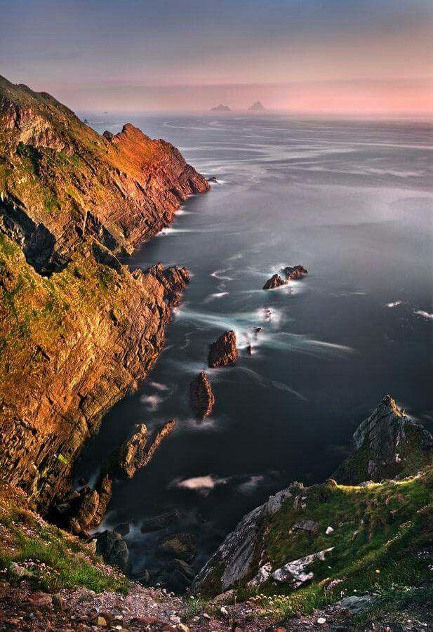 Skelling Island, Kerry, Ireland