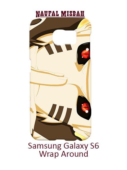 Naruto Shippuden Sage Mode Samsung Galaxy S6 Case Cover