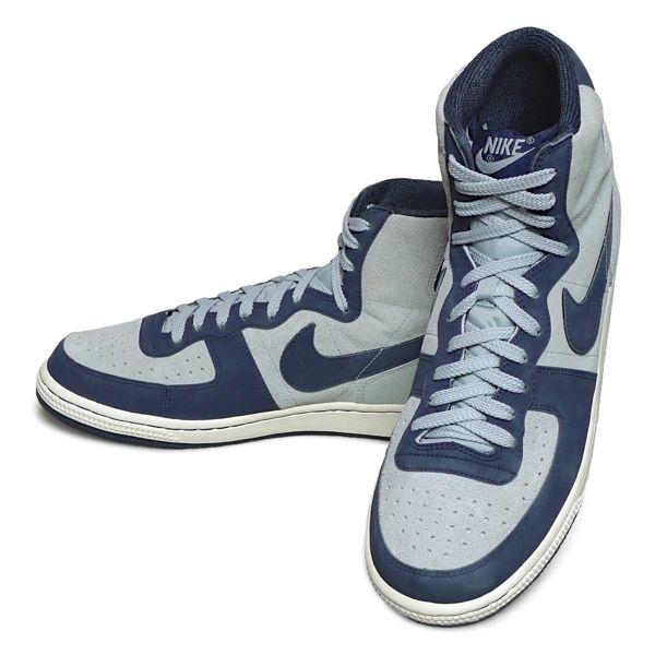 "Nike Terminator High Vintage ナイキ ターミネーター ""Georgetown Hoyas"" バスケットシューズ スニーカー [032]"