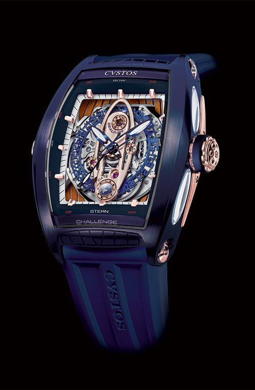 CVSTOS the Challenge Sea-Liner (See more at: http://watchmobile7.com/articles/cvstos-challenge-sea-liner) (2/3) #watches #cvstos