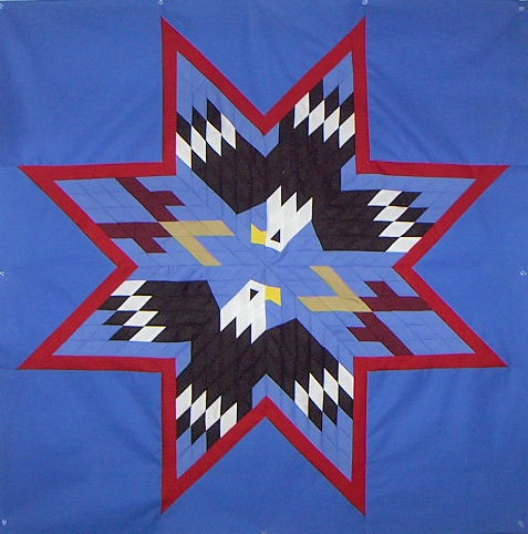 Diane S Native American Star Quilts Quilts Pinterest