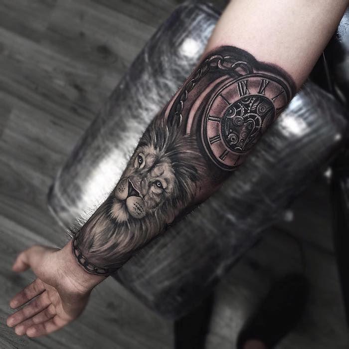 die besten 25 uhren tattoos ideen auf pinterest zeituhr t towierung uhr und rose tattoo und. Black Bedroom Furniture Sets. Home Design Ideas