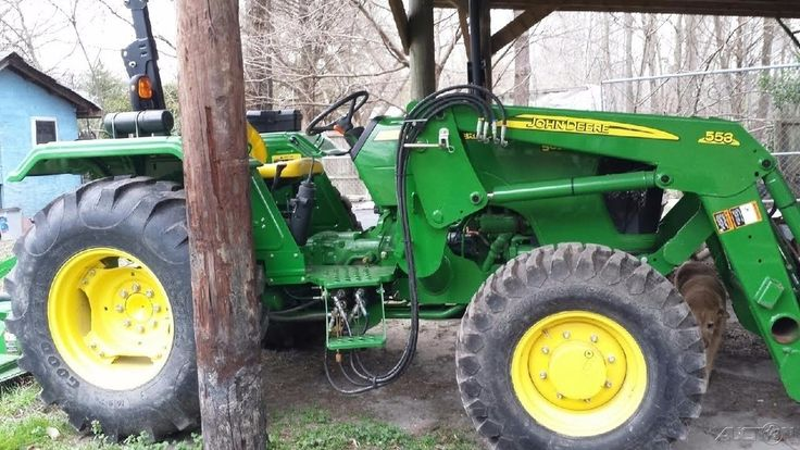 2014 John Deere 5055E with Trailer - OwnersList.Net