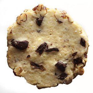 Lemon-chocolate cookie