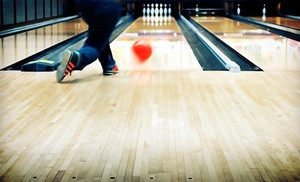Groupon - Two Hours of Bowling for Up to 6 or 12 with Shoe Rentals and Beers at Shore Lanes Bowling Center (Up to 83% Off) in Neptune. Groupon deal price: $25.00: 2500
