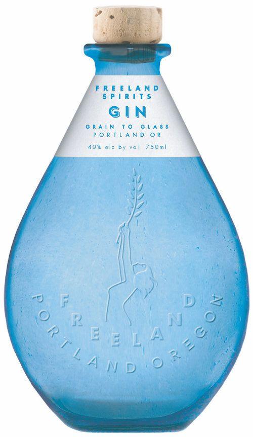 Freeland Spirits #Portland #Gin