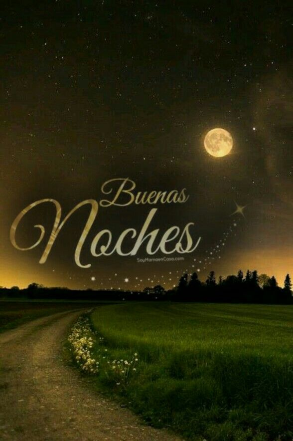 Buenas noches corazon