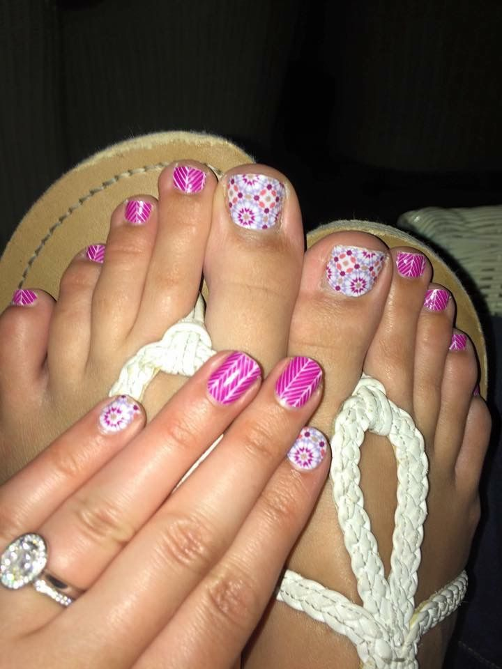 Spearhead and Quilted Jamberry Nails. Shop the look http://kraven.jamberrynails.net