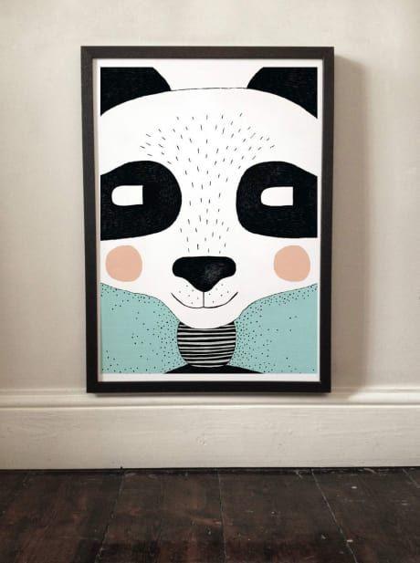 Die besten 25+ Panda illustration Ideen auf Pinterest Panda - provokatives lila design schlafzimmer
