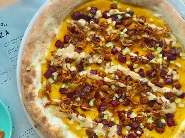 Peanut butter pizza is coming – and it's vegan