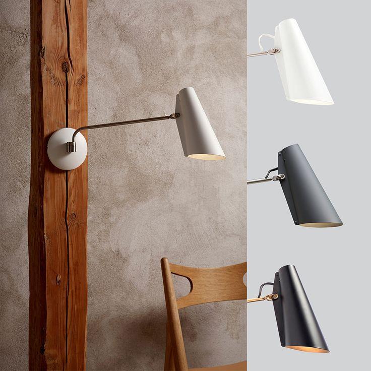 Northern Lighting Birdy Vegglampe - Vegglamper - Innebelysning | Designbelysning.no