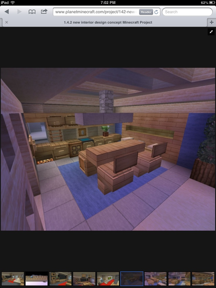 17 best images about minecraft interior design on for Interior designs minecraft
