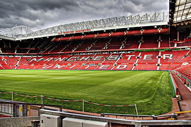 Old Trafford Tier S Old Trafford Manchester Manchester United