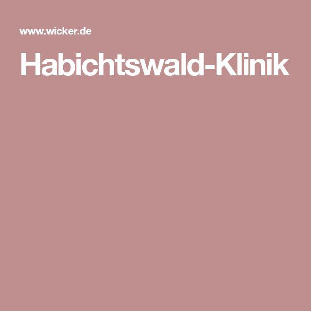 Habichtswald-Klinik