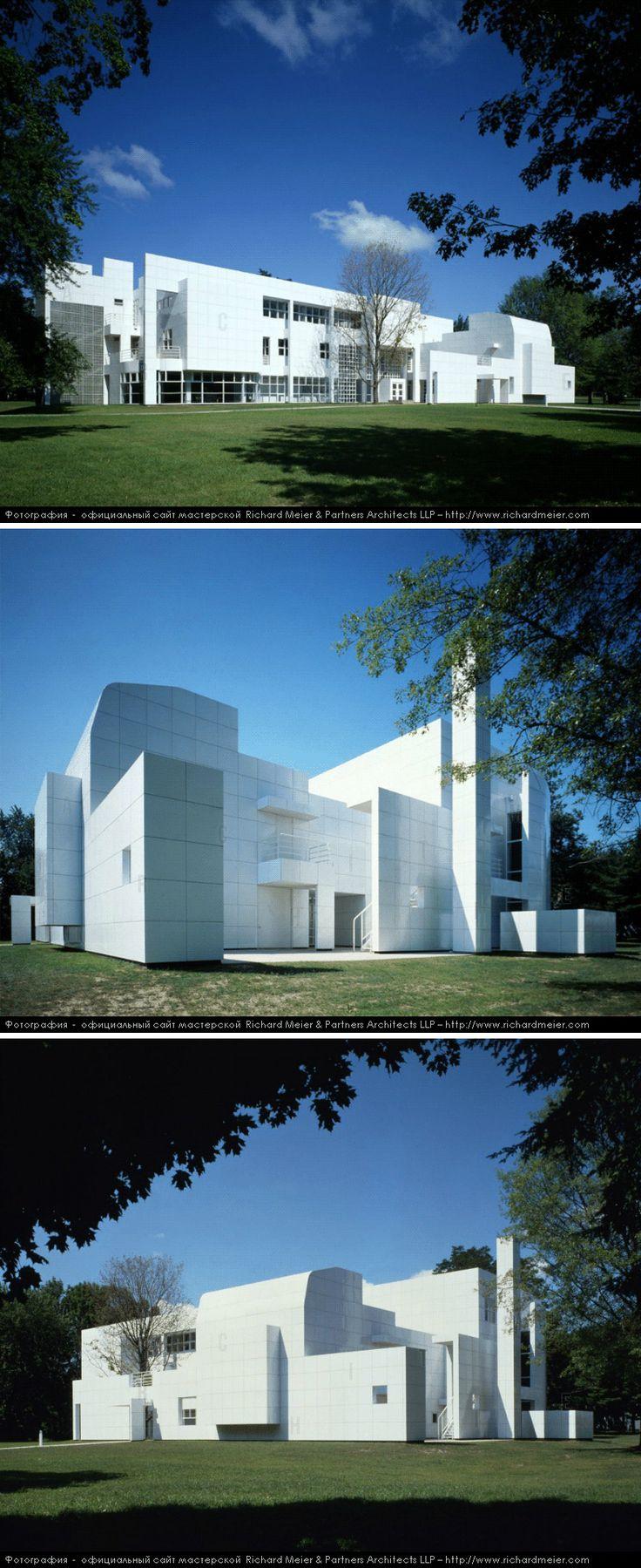 Хартфордская семинария. Хартфорд, штат Коннектикут, США. (1978 - 1981 гг.)
