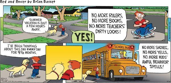 Red and Rover on Gocomics.com | Newspaper Comic Strips 1 ...