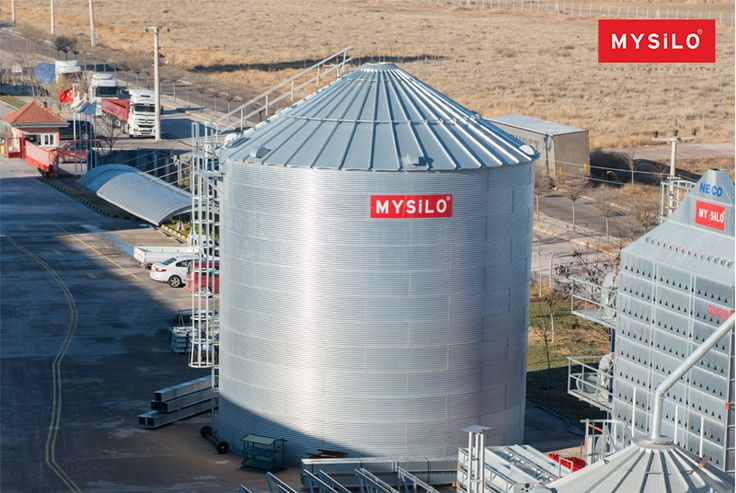 """"""" Mysilo Farm Type Silos are made taking into account the storage of products from the fields at harvest time . http://bit.ly/1p5fıwk çiftliktipisilo # # # çiftliksilo #silo #hasat #silos #mysilo #gra of grain """""""