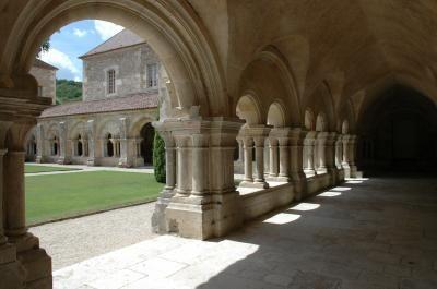 Abbaye de Fontenay à Marmagne - Côte-d'Or en Bourgogne | Côte-d'Or Tourisme