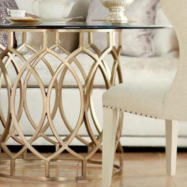 Breez - Bernhardt Salon Dining Table