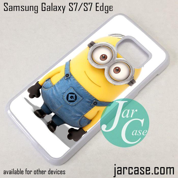 Minion Phone Case for Samsung Galaxy S7 & S7 Edge