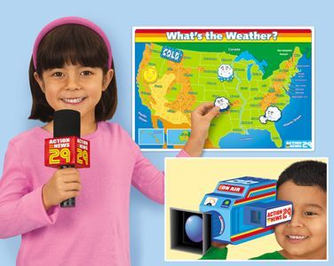 kids weather report template - 12 best dramatic play weather station images on pinterest