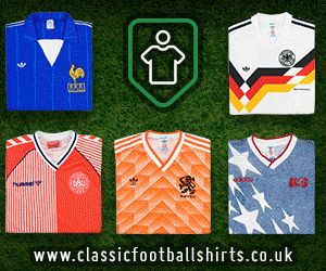 Business Stuff: Classic Football Shirts is the home to the World's...