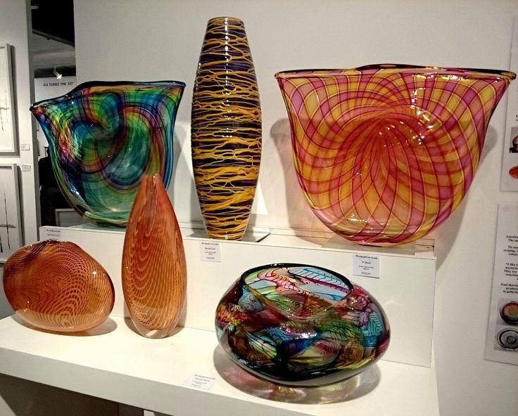 Heart of Glass at Edinburgh Art Fair