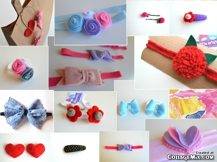 My crafts collage