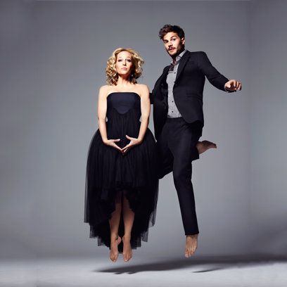 BBC The Fall Debuts on Netflix  Gillian Anderson and Jamie Dornan