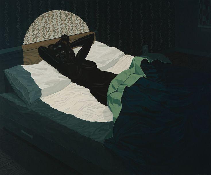 Kerry James Marshall, Nude Spotlight