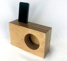 Acoustic iPhone Amplifier #iphone