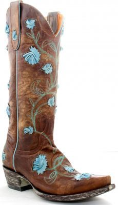 Never thought I'd want cowgirl boots but these are delish.
