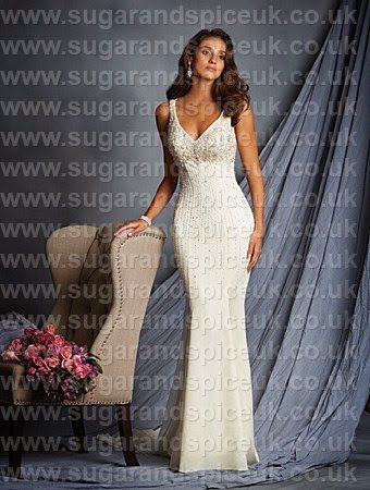 Alfred Angelo 2947- Mermaid and fishtail gowns - Sugar and Spice UK - Lincoln