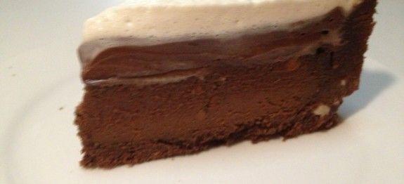 Paleo Mississippi Mud Cheesecake